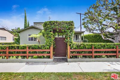 Los Angeles Single Family Home For Sale: 10826 Ashby Avenue