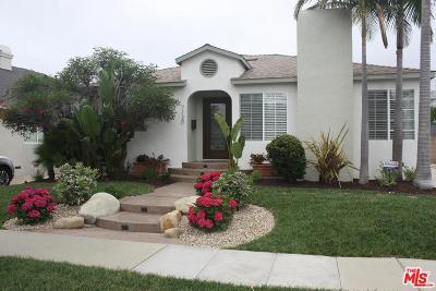 Los Angeles Single Family Home For Sale: 7120 Alverstone Avenue