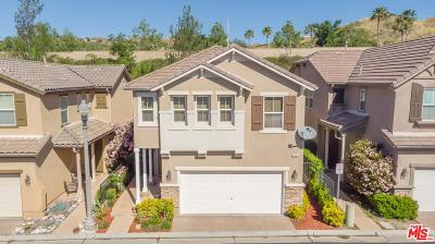 Valencia Single Family Home For Sale: 23721 Stagecoach Way