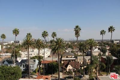 Beverly Hills Condo/Townhouse Sold: 450 South Maple Drive #503
