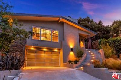 Los Angeles Single Family Home For Sale: 3795 Fredonia Drive