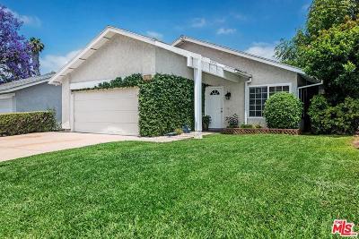 Moorpark Single Family Home For Sale: 13315 Laurelhurst Road