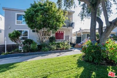 Santa Monica Condo/Townhouse For Sale: 944 11th Street #4