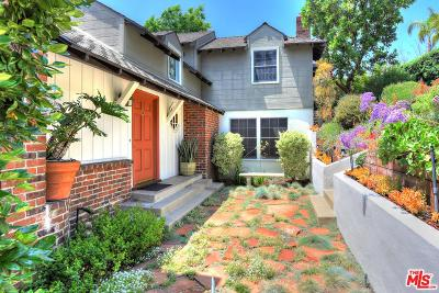 Los Angeles Single Family Home For Sale: 2415 Micheltorena Street