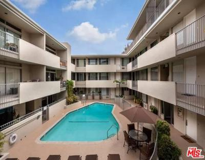 West Hollywood Condo/Townhouse Active Under Contract: 1200 North Flores Street #211