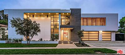 Pacific Palisades Single Family Home Active Under Contract: 380 North Grenola Street