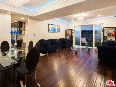 Los Angeles Condo/Townhouse For Sale: 9049 Alcott Street #404