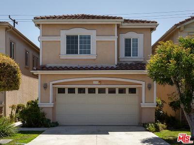 Long Beach Single Family Home Active Under Contract: 3808 Wyatt Way