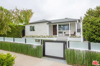 Santa Monica Single Family Home For Sale: 2241 23rd Street