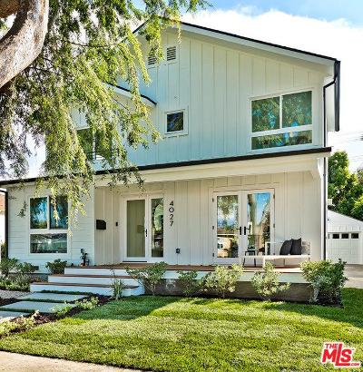 Culver City Single Family Home For Sale: 4027 Minerva Avenue