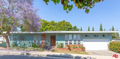 Santa Monica Single Family Home For Sale: 3015 Margaret Lane