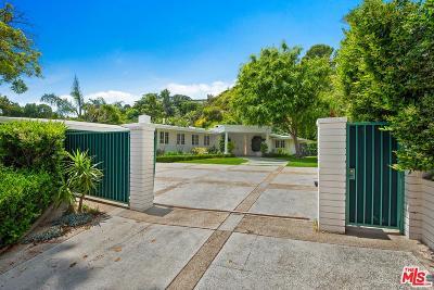 Single Family Home For Sale: 1201 Loma Vista Drive