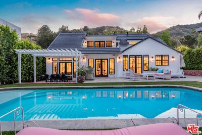 Beverly Hills Single Family Home For Sale: 1960 Coldwater Canyon Drive