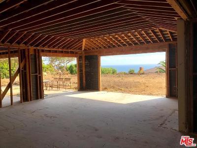 Malibu Single Family Home For Sale: 20494 Royal Stone Drive