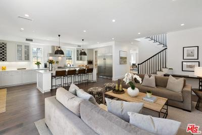 Pacific Palisades Single Family Home For Sale: 822 Galloway Street