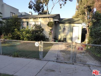Los Angeles County Residential Income For Sale: 1927 17th Street