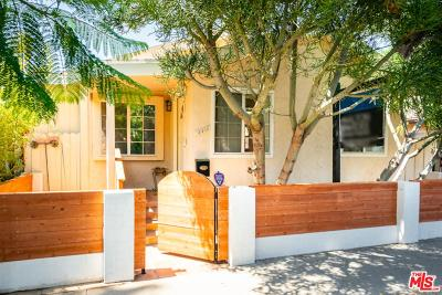 Venice Single Family Home For Sale: 2309 Ocean Avenue