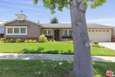 Single Family Home Pending: 6106 South Croft Avenue