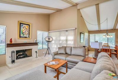 Rancho Mirage Condo/Townhouse For Sale: 7 Tennis Club Drive