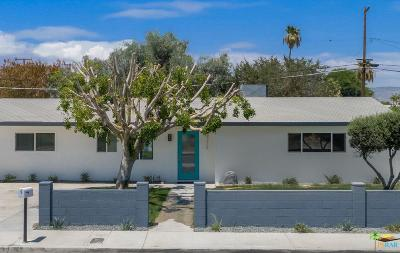 Palm Springs Single Family Home Active Under Contract: 3772 East Camino Parocela