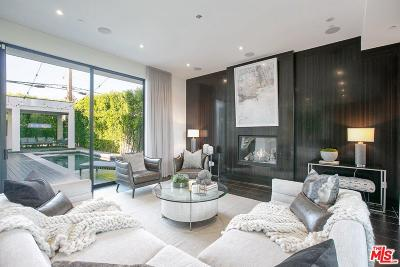 West Hollywood CA Single Family Home For Sale: $3,599,000
