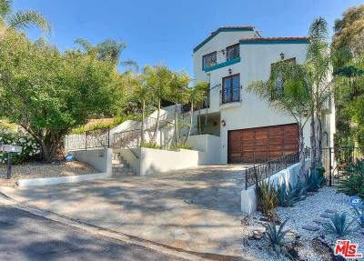 Los Angeles County Single Family Home For Sale: 3259 Dos Palos Drive