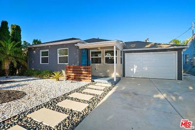 Burbank Single Family Home For Sale: 1444 North Catalina Street