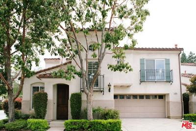 Moorpark Single Family Home Active Under Contract: 3904 Mondovi Court