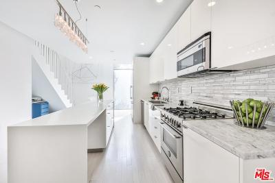 Los Angeles County Condo/Townhouse Active Under Contract: 7917 Willoughby Avenue #2