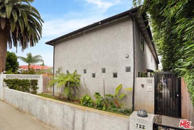 Santa Monica Condo/Townhouse For Sale: 722 Copeland Court #2