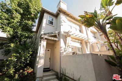 Culver City Condo/Townhouse Sold: 7607 Hannum Avenue
