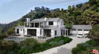 Studio City Single Family Home For Sale: 3581 Avenida Del Sol