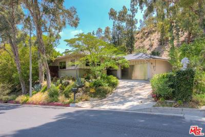 Encino Single Family Home For Sale: 16944 Escalon Drive