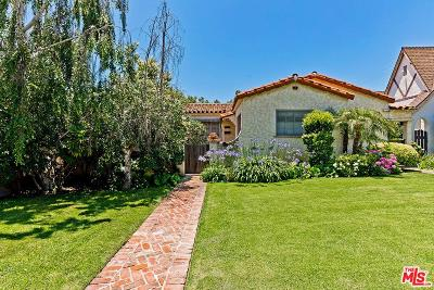 Santa Monica Single Family Home For Sale: 1024 Harvard Street