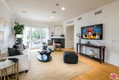West Hollywood CA Condo/Townhouse For Sale: $725,000
