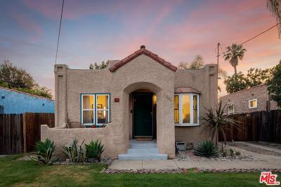 Pasadena Single Family Home Active Under Contract: 1761 Glen Avenue