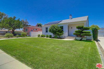 Pasadena Single Family Home Active Under Contract: 1661 Casitas Avenue