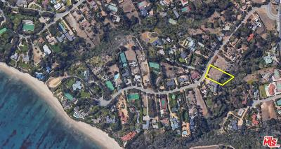 Malibu Residential Lots & Land For Sale: 6642 Zumirez Drive