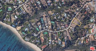 Malibu Residential Lots & Land For Sale: 6628 Zumirez Drive