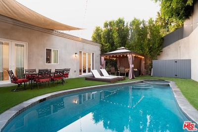 Los Angeles Single Family Home For Sale: 3312 Oakley Drive