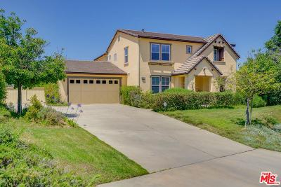 Shadow Hills Single Family Home For Sale: 10617 Coal Canyon Road