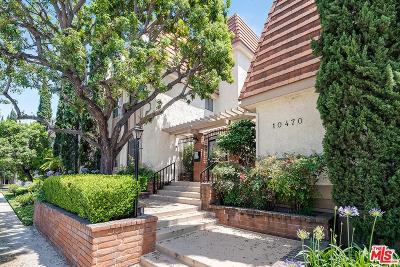 Toluca Lake Condo/Townhouse For Sale: 10470 Riverside Drive #302