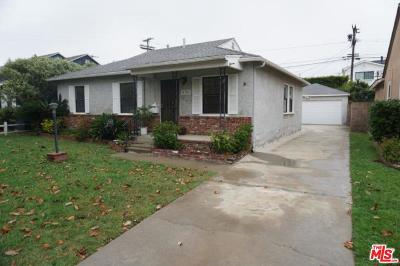 Single Family Home Active Under Contract: 8308 McConnell Avenue