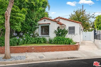 West Hollywood CA Single Family Home For Sale: $1,095,000