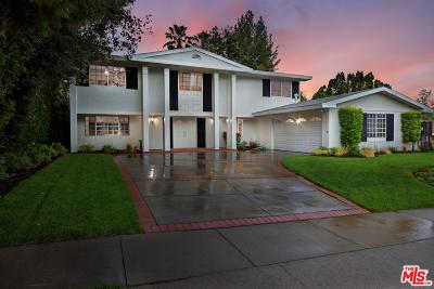 Calabasas Single Family Home For Sale: 22518 Liberty Bell Road