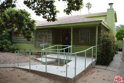 Single Family Home For Sale: 2512 South Centinela Avenue