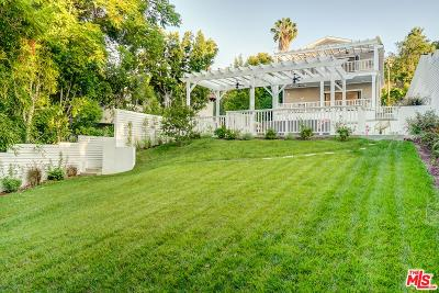 Sherman Oaks Single Family Home For Sale: 14533 Valley Vista