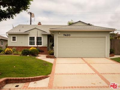 Single Family Home Active Under Contract: 7420 Kentwood Avenue