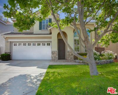 Saugus Single Family Home For Sale: 28506 Silverking Trails