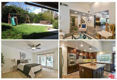 Agoura Hills Single Family Home Active Under Contract: 5631 Medeabrook Place